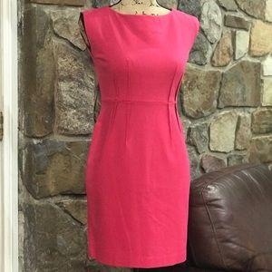 Ann Taylor Loft pink dress size 00P